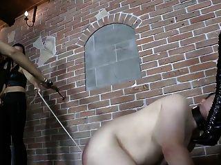Hardway Bootlicking