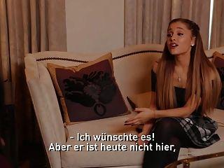 Sexy Ariana Grande Interview