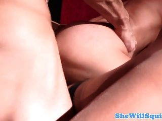 Mature Squirting Milfs Swap Cum In Threesome