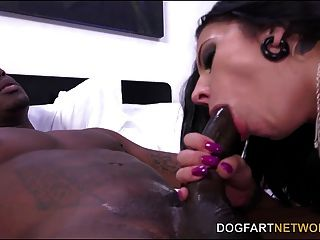 Lylith Lavey Wants A Black Cock Up Her Ass