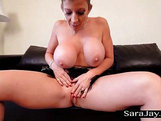 Big Boob Camo Slut Sara Jay