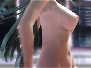 Mmd Green Hair Cutie Nice Tits Hairy Pussy Sweet Ass Gv00124