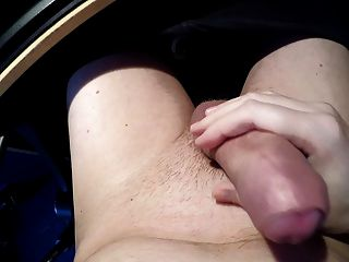 Jerking Off My Uncut Cock - Cumshot, Foreskin