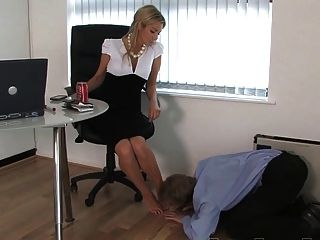 Punished By The Boss