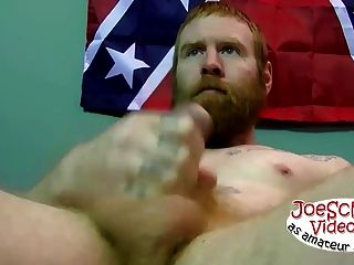 Amateur Straight Redhead Guy Gets Blown
