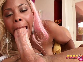 Pervcity Olivia Winters Chocolate Bj