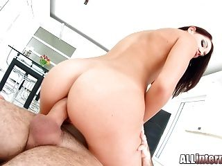 Allinternal Anal Sex Creampie From Leggy Hottie