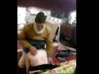 Old Man With An Arab Girl   Ahmad 38