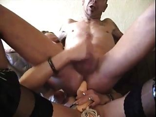 Pegging and biseual clips and cs 10