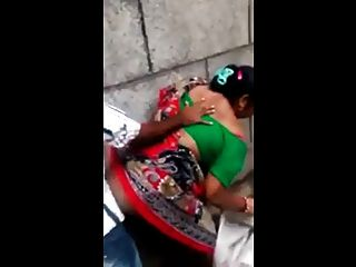 Desi Mature Aunty Doggy In Public Place