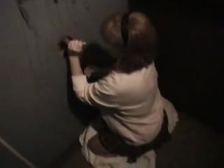 Cum Slut Wife Dawn  At  Gloryhole