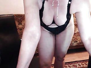 Hot ebony jordin skype make all cocks cum 3