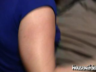 41yr old hot mom on private sextape with the stepson in pov 7