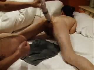 Amateur Japanese Anal Fisting 6