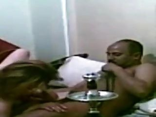 Homemade Amateur Arab Couple