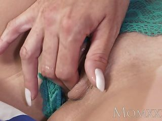 Mom Horny Milf Has Her Horny Way With Big Natural Tits