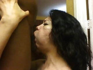 Hungry Milf Sucking Dick Swallowing Bbc Cum