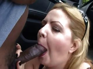 Hungarian Big Beautiful Woman Outdoor Fuck