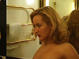 Hot German Milf Fisted By Her Girlfriend