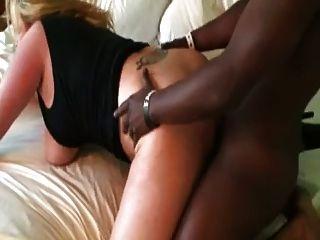 Bbc Licks Fucks Busty Blonde Squirting & Cumming