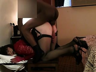 This Crossdress Is Now A Sissy