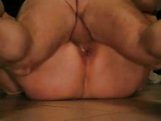 Amateur Bbw Granny Crampie (short Clip)