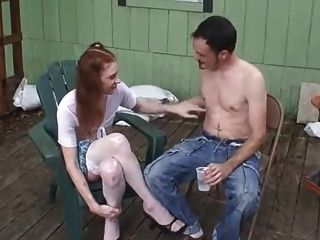 Boy Or Girl Skinny Pale Redhead