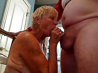 70.y.o Granny Love Big Old Cock