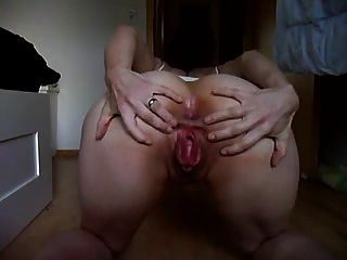 My Pumped Pussy And Gaped Asspussy