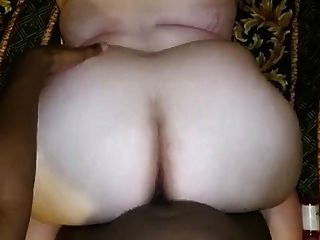 Bbw With A Big Ass Gets Bbc