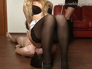Ruthlessmistress - Female And Male Bottoms