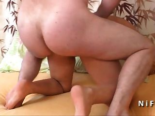 Amateur Young French Arab Rimming And Ass Fucking