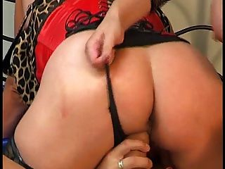 Older Mom With Big Boobs Fucks With Younger Couple