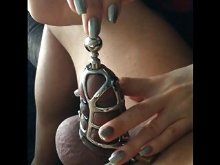 Chastity Insertion Torture