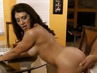 Slave has fishhooks in tits 6