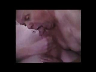 Daddy Eats The Cum