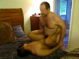 Daddy Fucks His Ass