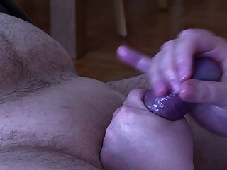 Handjob With Great Teasing Technique