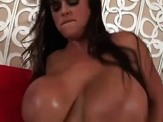 Big Chested Mature Indianna Jaymes Fucking A Big Cock