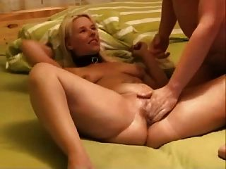 Amateur - Hot Couple Fisting & Big Bottling