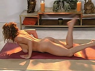 Kira Reed  -  Naked Yoga