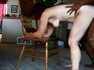 Amateur Wife Homemade Interracial