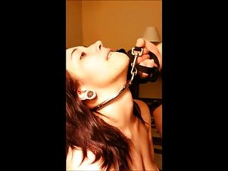 She Is His Deepthroat Slave