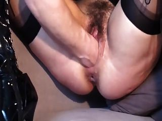 Hairy Mature Pussy Fisting Hard
