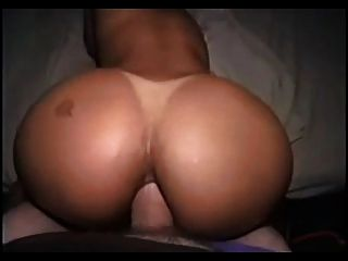 Big White Dick Cumshot In Black Booty