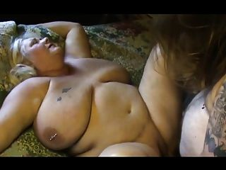 Swingers In Action (bbw With Massive Boobs)