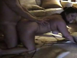 Plump Mom Doggystyle Moaning And Grunting