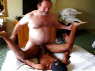 Daddy Fucks Sweet Black Boy