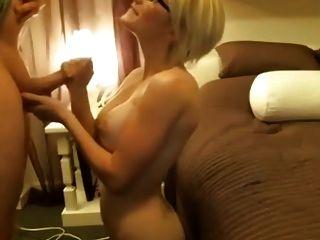 Horny Intern Sucks And Fucks