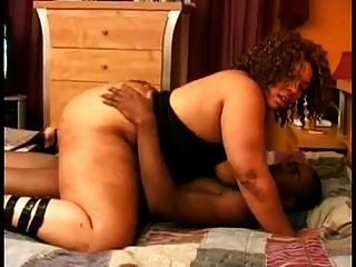 Bbw Ebony  Got A Dick Tattooed On Her Big Ass